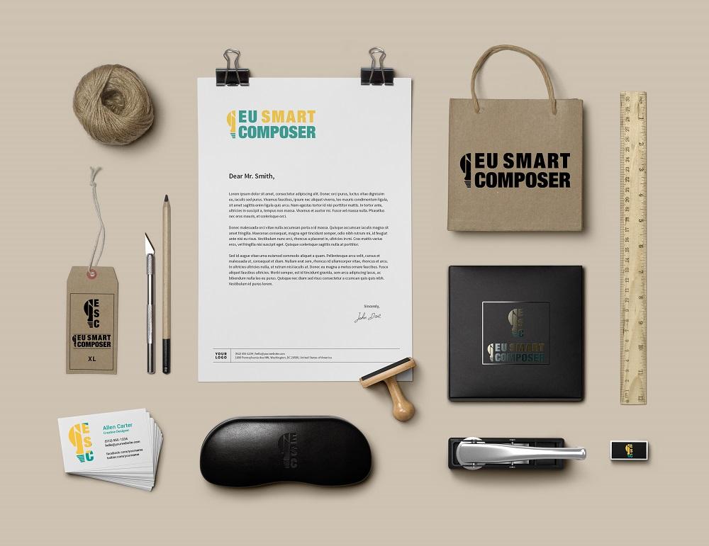 Identidad Gráfica: EUSMARTComposer